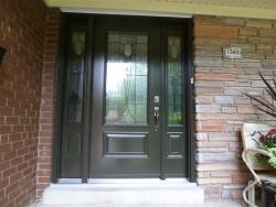 Novatech door Mistral glass & Front Door Installation Mississauga | Entry Door Replacement ... pezcame.com