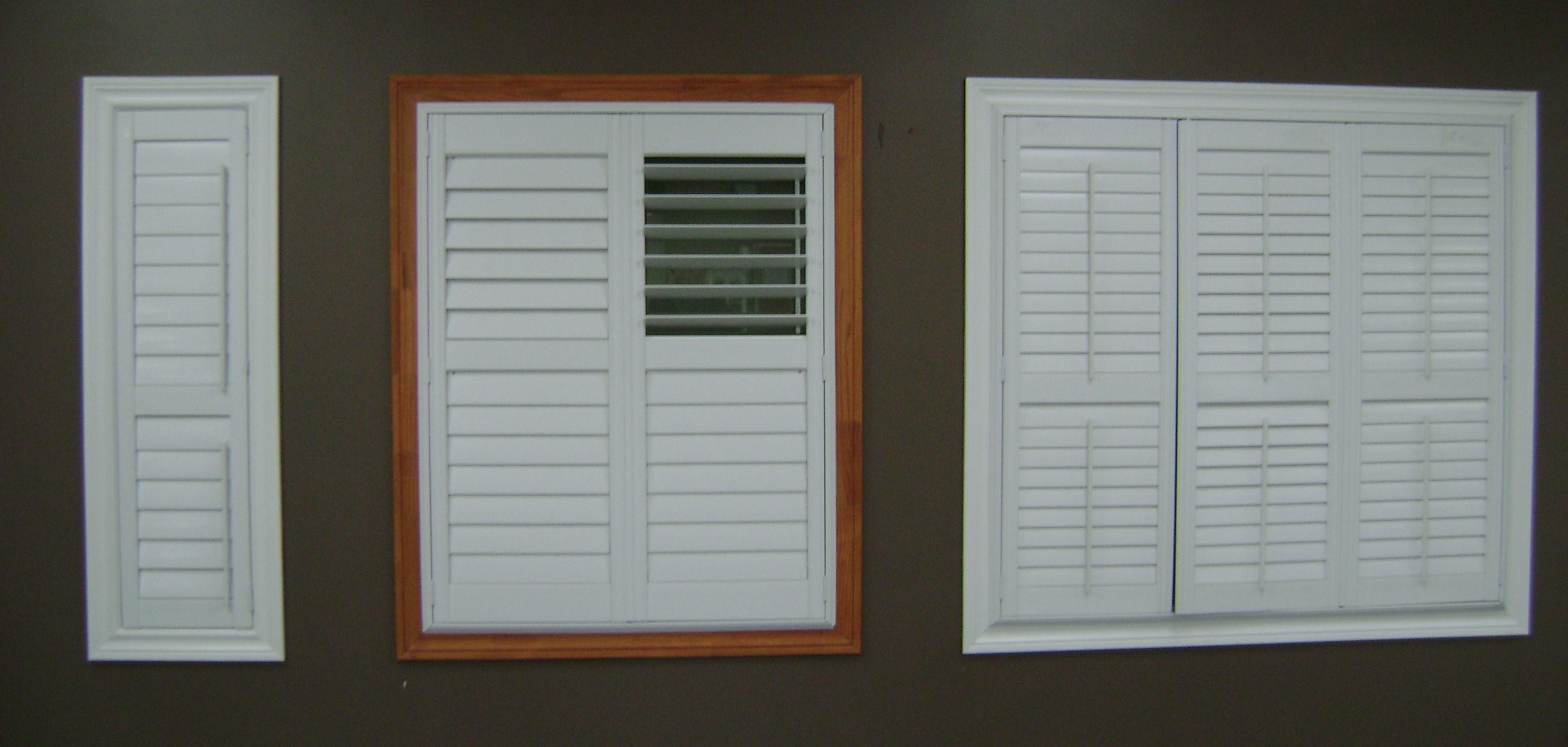 Discount Shutters Mississauga Vinyl Wood Shutters Supreme Windows